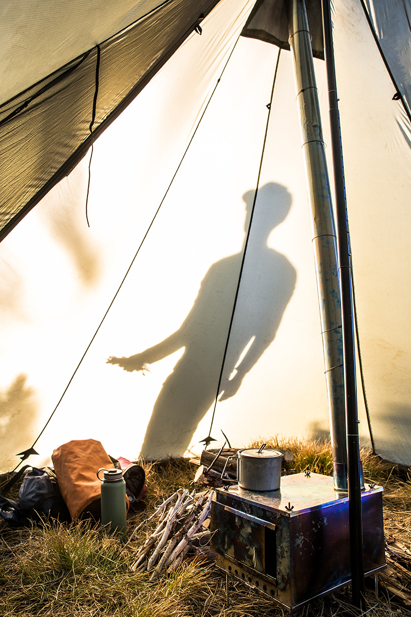 First we recommend seam-sealing your tipi before you use it. We provide a tube of Sil-Net seam sealer with each tent purchase. This is the best product we ... & Tent and Tipi Cleaning and Storage Tips - Seek Outside