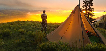 Tipi Tents Learn More & Seek Outside Gear for Your Adventure - Made in U.S.A
