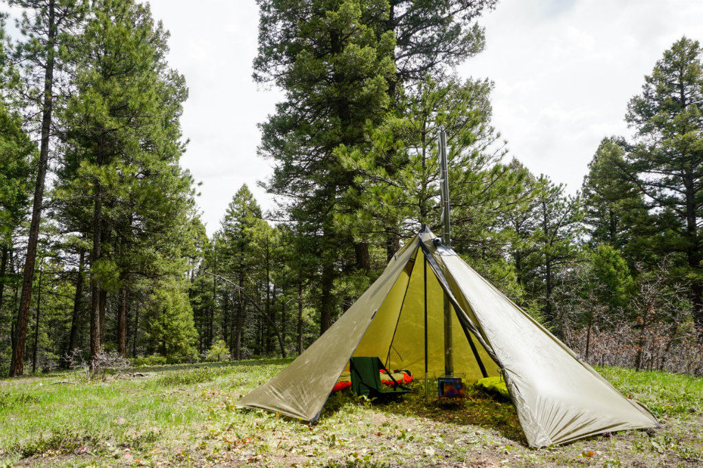 The best news? All of that space height access and comfort comes at a canopy weight of just 2 pounds 4 ounces! There are multiple pole options ... & Featured Product: Cimarron Tent - Seek Outside